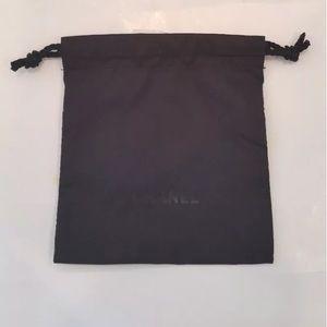 New Chanel Makeup/ Brush Cloth Drawstring Bag